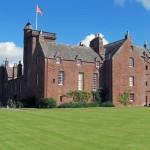Ethie Castle Exterior