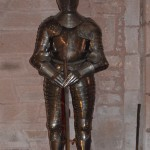 Armour in the Reception Room